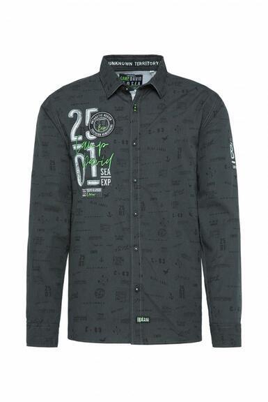 Košile CB2108-5216-11 black|XXL - 3