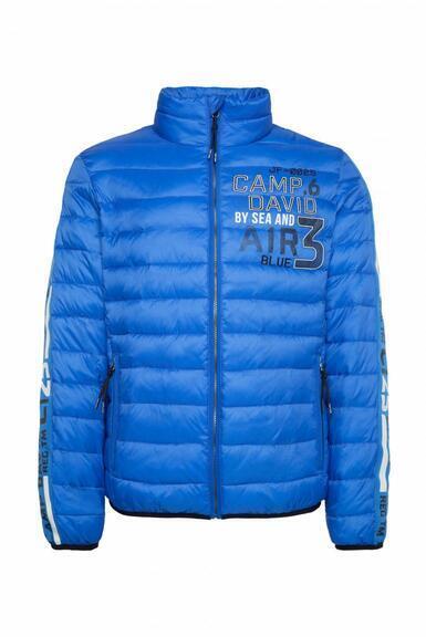 Bunda CB2155-2237-63 neon blue XXXL - 3