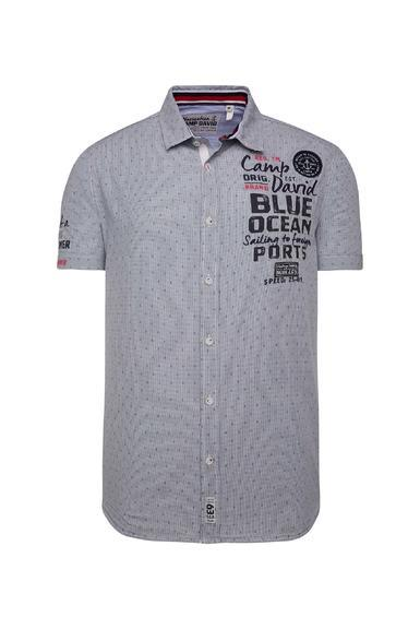 Košile CCB-2002-5639 cliff grey|S - 3