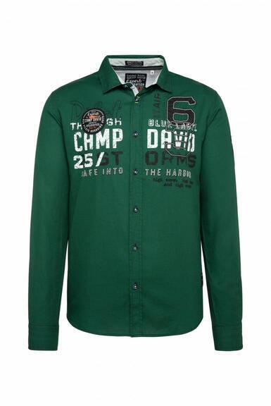 Košile CCB-2010-5256 green sea|L - 3