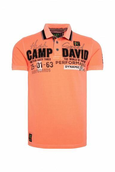 Polotričko CCB-2102-3776 speed orange|XL - 3