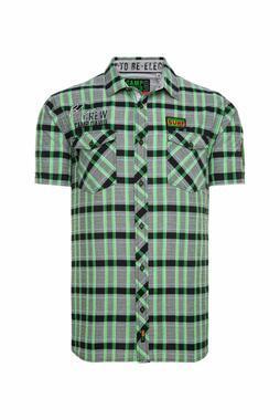 shirt 1/2 chec CCB-2102-5781 - 3/7