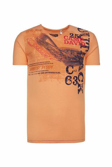 Tričko CCG-2003-3703 desert orange|M - 3