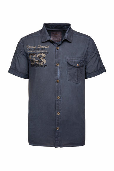 Košile CCG-2003-5713 raw blue|M - 3