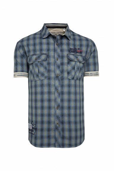 Košile CCG-2012-5675 wild khaki/black|XXL - 3