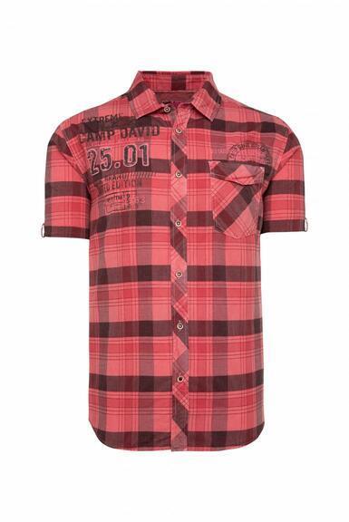 Košile CCG-2012-5676 powder red|L - 3