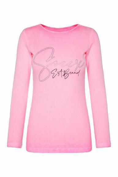 Tričko SP2155-3358-32 knockout pink|S - 3