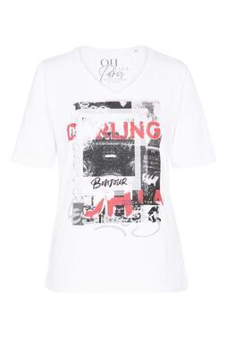 t-shirt 1/2 v- ST2109-3325-31 - 3/7