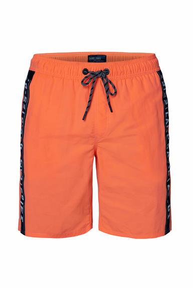 Plážové kraťasy CCB-2004-1625 neon orange|XXL - 3