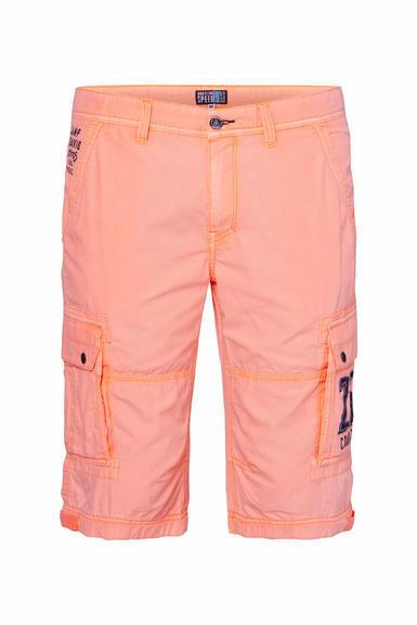 Kraťasy CCB-2004-1680 neon orange|L - 3