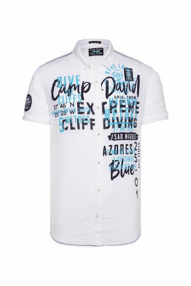 Košile CCB-2004-5677 new white|L - 3