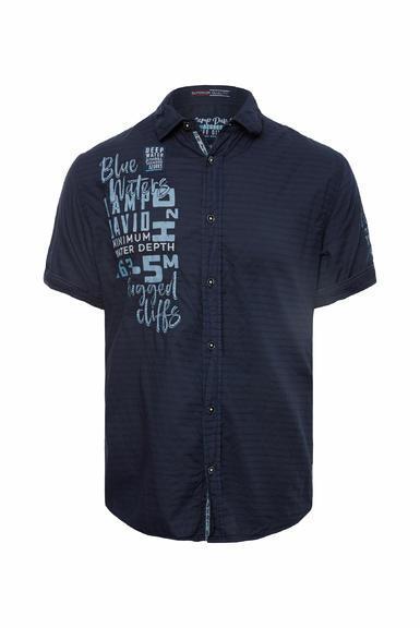 Košile CCB-2004-5678 blue navy|XL - 3