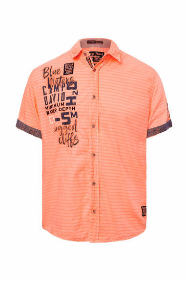 Košile CCB-2004-5678 neon orange|S - 3