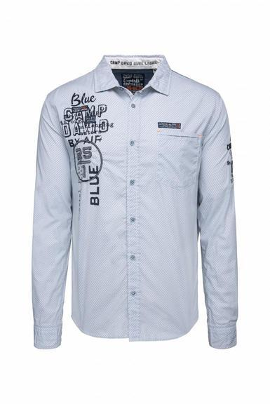 Košile CCB-2009-5249 pale white|M - 3