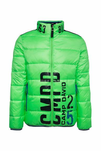 Bunda CCB-2055-2283 neon green|XXXL - 3