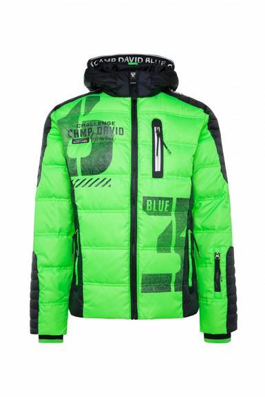 Bunda CCB-2055-2290 neon green|S - 3