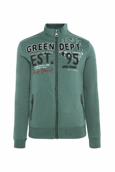 Mikina CCG-1910-3075 grey green|L - 3