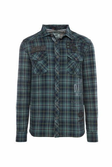 Košile CCG-1910-5082 grey green|S - 3