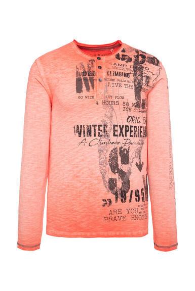 Tričko CCG-2009-3339 winter orange|XL - 3