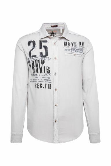 Košile CCG-2009-5342 silvery|XXXL - 3