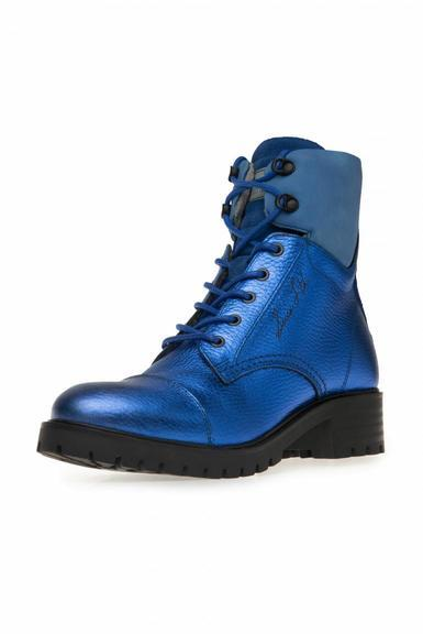 Zimní boty SCU-2055-8582 Metallic Blue 37 - 3