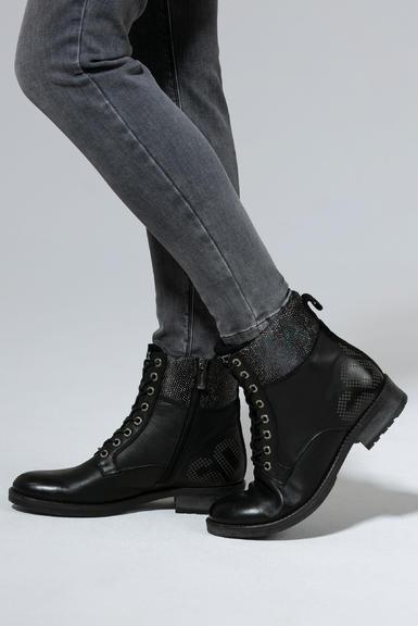 Boty SPI-1908-8235 black|37 - 3