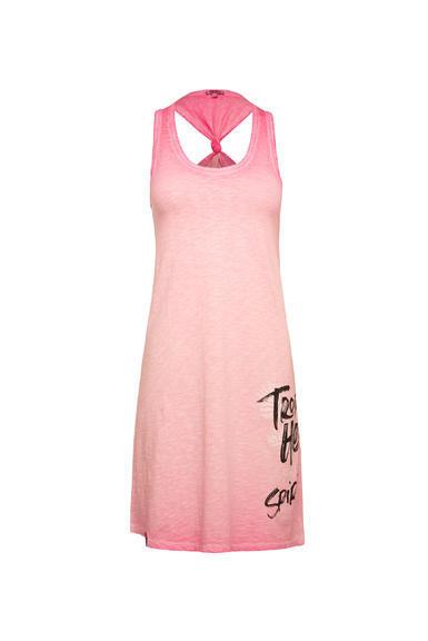 Letní šaty SPI-2003-7990 Lush Rose|S - 3