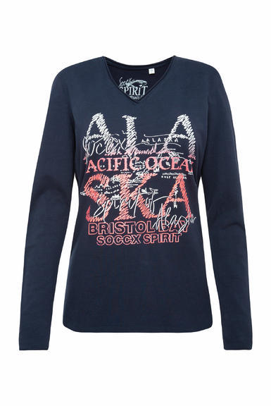 Tričko SPI-2009-3429 blue navy|XL - 3
