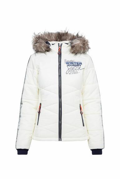 Bunda SPI-2055-2438 snow white|XL - 3