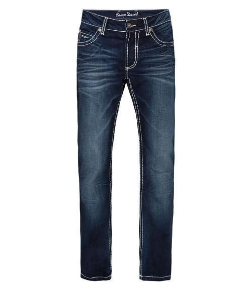 Tmavě modré džíny 999-6406 34 - 3