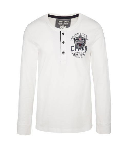 Tričko CCB-1510-3748 ivory|M - 3