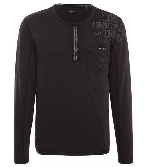 Tričko CCB-1709-3738 black|XXL - 3