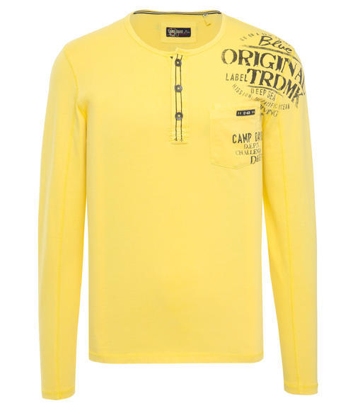 Tričko CCB-1709-3738 industrial yellow|XL - 3