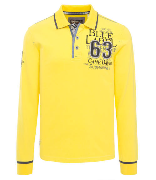 Polotričko CCB-1709-3739 industrial yellow|L - 3