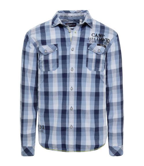Košile CCB-1709-5751 indigo|S - 3