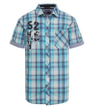 shirt 1/2 chec CCB-1804-5419 - 3/6