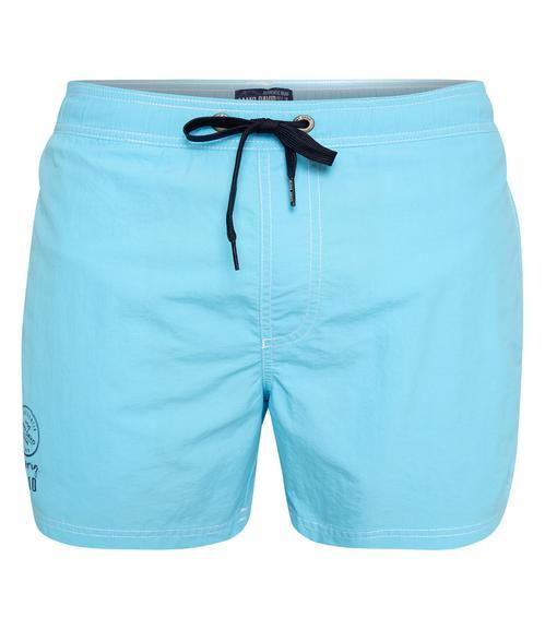 Plážové kraťasy CCB-1900-1292 summer aqua|XL - 3