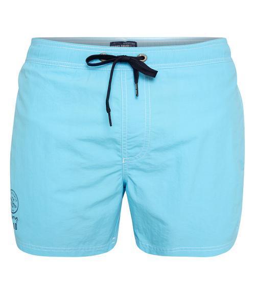 Plážové kraťasy CCB-1900-1292 summer blue|M - 3