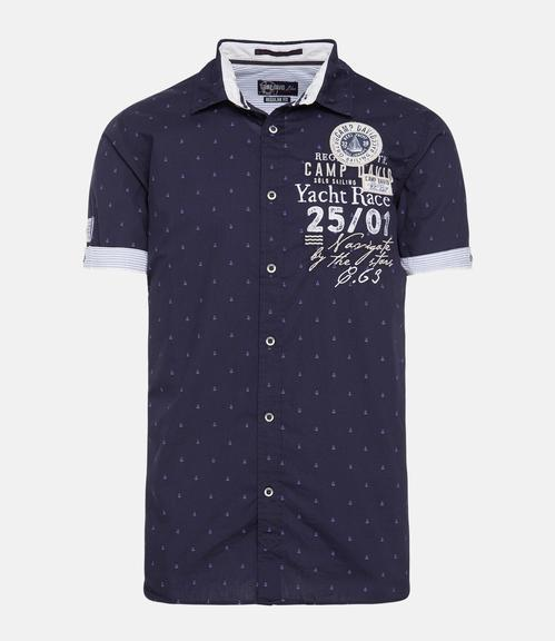 košile CCB-1901-5096 cool navy|XL - 2