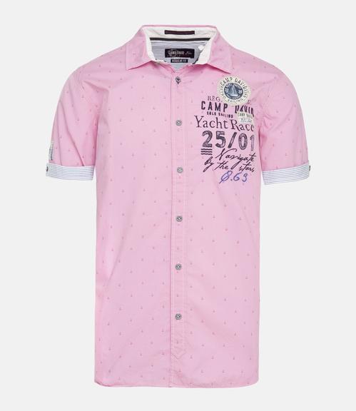 košile CCB-1901-5096 cool light pink|XL - 3
