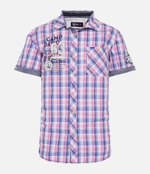 Tričko CCB-1901-5097 deep pink|L - 3