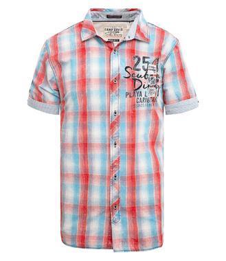 shirt 1/2 chec CCB-1904-5378 - 3/5
