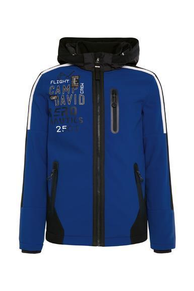 Softshellová bunda CCB-1908-3751-2 flight blue|M - 3