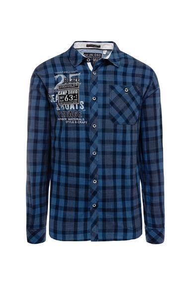 Košile CCb-1909-5028 Blue Haze|S - 3