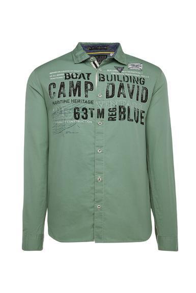 Košile CCB-1909-5030 Ocean Green|S - 3