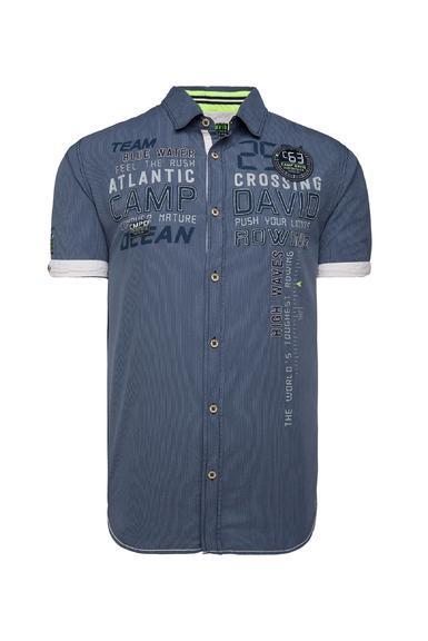 Košile CCB-1912-5430 blue navy|S - 3