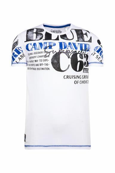 Tričko CCB-2006-3072 Opticwhite|S - 3