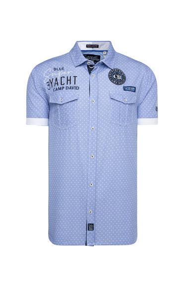 Košile CCB-2006-5079 Blue Dawn|XXL - 3