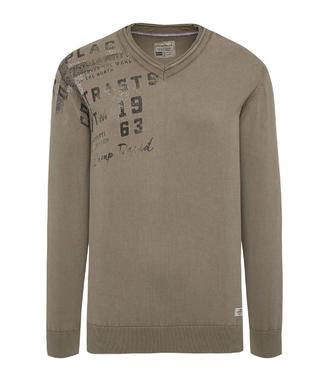 pullover v-nec CCG-1607-4381 - 3/4
