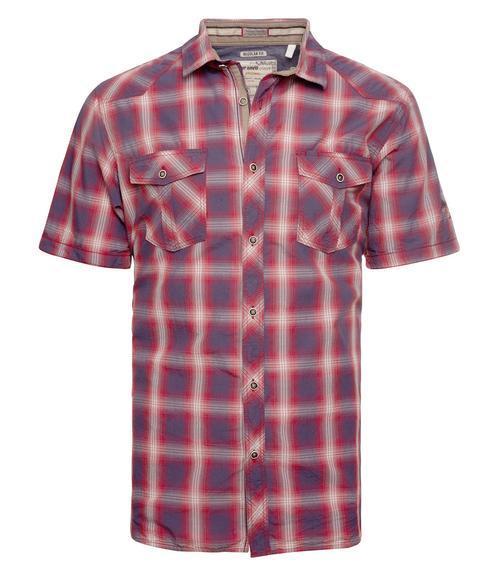 Košile CCG-1902-5395 big red|S - 3